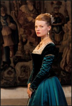 The Princess of Montpensier has some wonderful French costumes from around the time of Charles IX's reign in France. A great film based on the story from Madame de Lafayette.