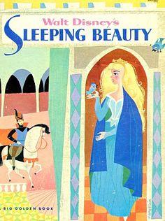 Sleeping Beauty/ Mary Blair.