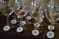 birthday parti, shade parti, wine charms, 50 shade, grey parti, wine glass, fifty shades of grey party, fifti shade, bachelorett parti