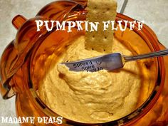 Pumpkin Fluff halloween parties, halloween recipe, halloween pumpkins, fall pumpkins, pumpkin spice, pumpkin dip, pumpkin pies, kid, pumpkin fluff