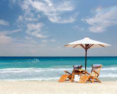 chair + beach + margarita = perfection