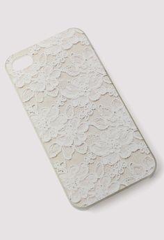 Floral Lace Phone Case