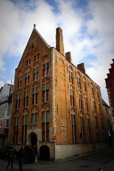 Brugge chocolate museum