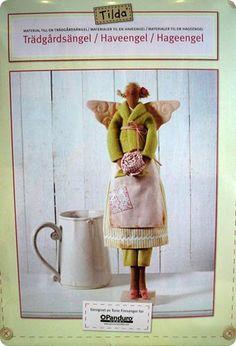 Boneca Haveengel ( TILDA )