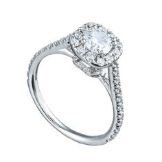 Spence Diamonds Engagement Rings - Style 7537