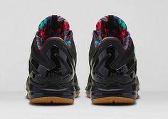 Nike LeBron 11 Low Black/Gum