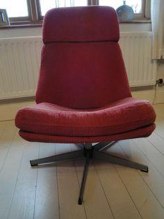 swivel ikea egg chair, retro chair | eBay