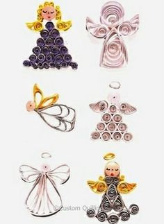 Nothing but Angels Quilling Kit