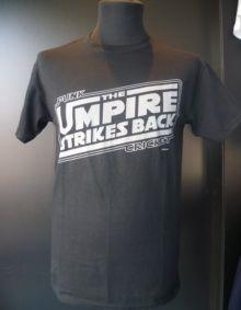 """UMPIRE STRIKES BACK"" PUNK T. SHIRT - love it!"