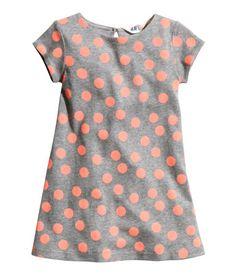 H & M Dot Dress
