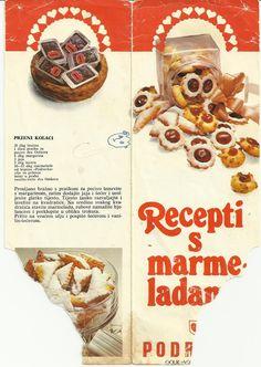 kolaci recepti: Recepti za kolace s mermeladom