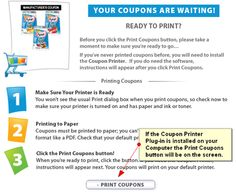 "Printing problems ""bricks"" coupons?"