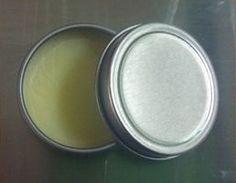 DIY Lip Balm (frugal gift idea)