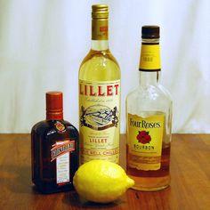 Cocktail : Kentucky Corpse Reviver ¾ oz. Bourbon, ¾ oz. Cointreau ...