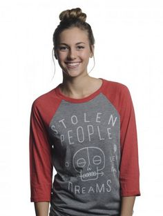 every purchase gives $7 to help stop sex trafficking in the us. available this week only (exp. 2/2): http://www.sevenly.org/womens/clothing/stolen-boyfriend-baseball-tee?cid=InflPinterest0005Veanad