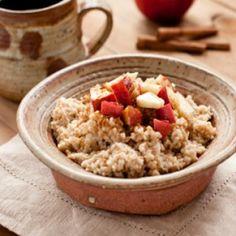 Healthy Crock Pot Recipes: Slow-Cooker Oatmeal - 9 Healthy Crock Pot Recipes to Try This Winter - Shape Magazine