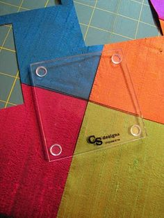 Lil Twister Tool Tutorial - the resulting quilt is fabulous.
