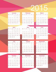 Free calendar by ArigigiPixel