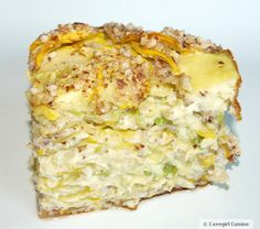 Squash Casserole - the way to a Southerner's heart!
