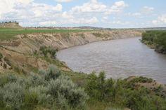 Cabin Creek Ranch near Shepherd, Montana. http://fayranches.com/ranches-for-sale/montana/cabin-creek-ranch-0
