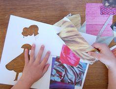 Lovely blog...crafts for girls