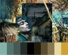 Concept Boards on Behance