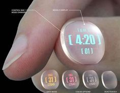 Nail Watch Concept - Muddlex - Social Media and Technology News