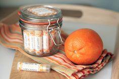 DIY Tropical Citrus Lip Gloss Recipe