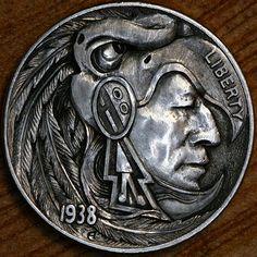medicin man, eagl helmet, helmet 2012, nativ coin