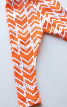 The Ultra Skinny Legging // Neon Tangerine Braid #babylist #giveaway
