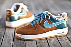 Nike Air Force 1 Bespoke by Antoine Lequevre