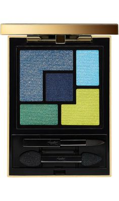 Right off the runway! 5 color couture eyeshadow palette by YSL
