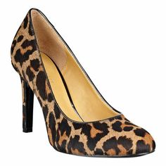 Nine West: Shoes  All Pumps  Caress. Still looking for the perfect leopard pump. This has great reviews.