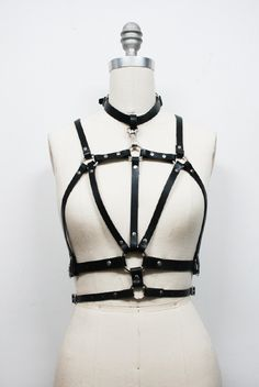 Image of Cruxus Harness - Black