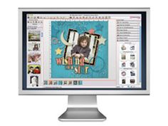 The cheapest and easiest way to #digital #scrapbook. Anyone can do this! MyMemories Suite