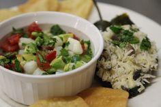 Scallop Ceviche with Creamy Rice - By Chef Michelle Harrison