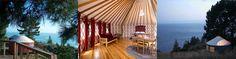 Treebones Lodge in Big Sur, California