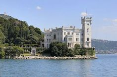 Miramare Castle Photos