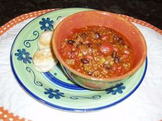 Frugal Recipe:  Chuckwagon Chili
