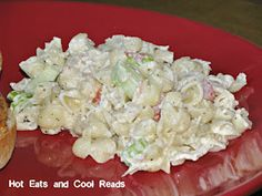 Chicken, Tomato and Cucumber Pasta Salad Recipe