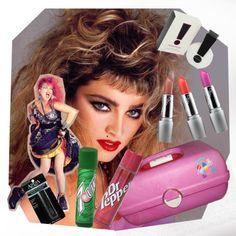 memori, 90s kids, bodaci 80s, 1980s fashion, 80s product, big hair, high hair, 80s awesom