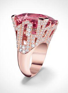Louis Vuitton Skyline ring