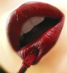 Oxblood: my new favorite color!:) Need to try oxblood lipstick now!:)