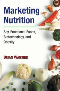 Marketing Nutrition by Brian Wansink is required reading for anyone interested in becoming a supermarket dietitian!