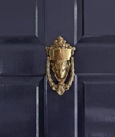 Benjamin Moore's ADVANCE, High-Gloss, Super Nova 1414 gloss paint benjamin moore, front doors, front door colors, moor color, color trends