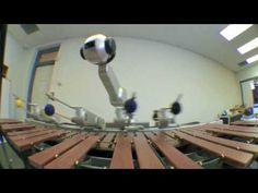 ZOOZbeat  and Improvising Robot 'Shimon' Jammin'
