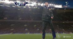 [GPGT] When Man U score their 2nd Goal yest... Moyes celebrate like win Champions League - www.hardwarezone.com.sg
