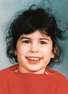 Amy Winehouse childhood photo  http://celebrity-childhood-photos.tumblr.com/