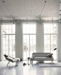 light white living room lounge