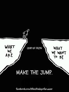 As a coach, what I do is help you get from one side to the other. You could jump on your own.... But even skydivers jump in tandem the first few times! <3